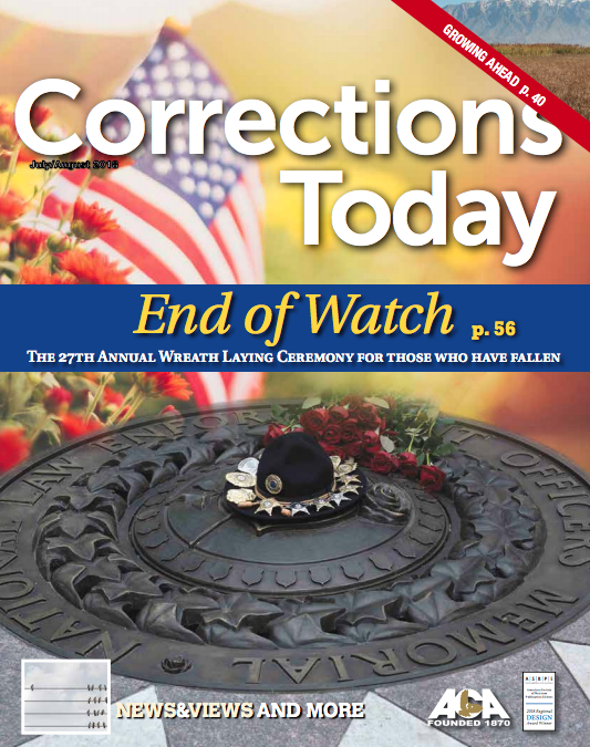 Corrections Today: Beyond Security; Creating Safer Prisons