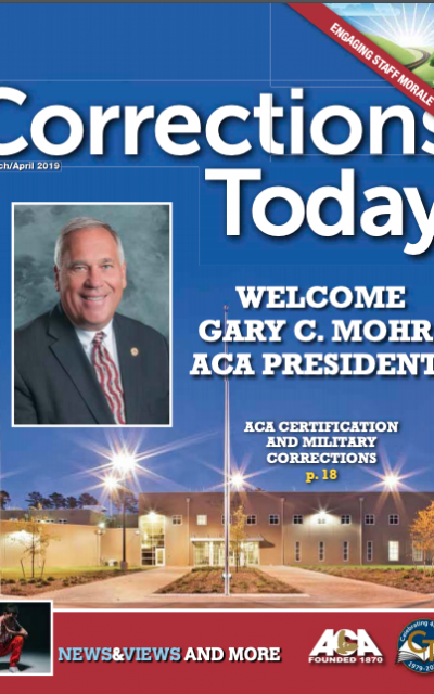 Corrections Today: Empowering staff: The path to improving morale
