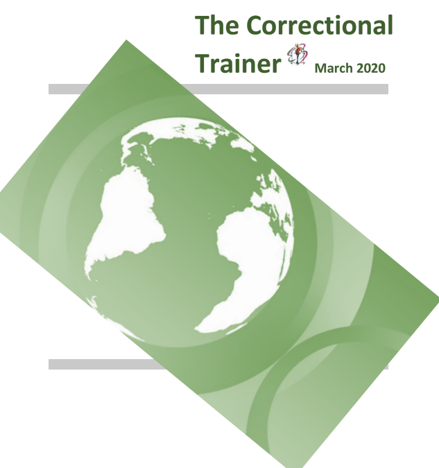 The Correctional Trainer: Are We Training Our Staff to Fail: Revisioning Staff Training